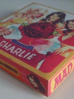 Go to Jigsaw MAD Magazine (Charlies Angel • Argentina