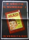 Poster Promotional for Italy MAD #1 First Series