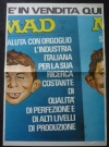 Poster Promotional for Italy MAD #6 First Series