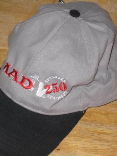 Cap Baseball MAD TV 250 Episodes Promotional • USA