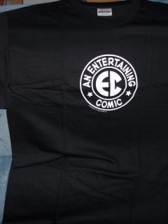 Go to T-Shirt 'EC - An Entertainment Comic'