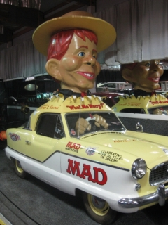 Go to Show Car MAD Magazine Show • USA