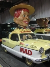 Image of Show Car MAD Magazine Show