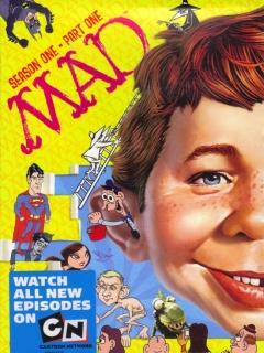 Go to DVD: Mad: Season 1 Part 1 • USA