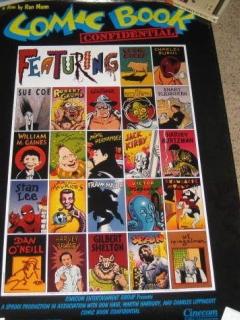Go to Poster Comic Book Confidential Original Movie • USA