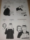 Thumbnail of Dave Berg Original Paperback Book Artwork - Looks At People
