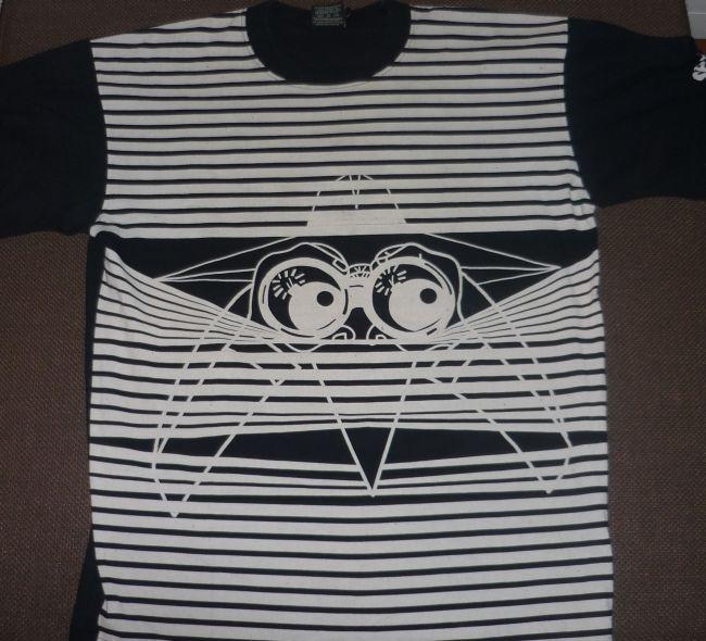 T-Shirt Spy vs Spy black & white • USA