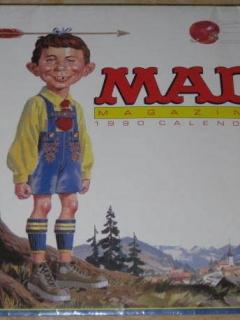 Go to 1990 Calendar MAD Magazine • USA