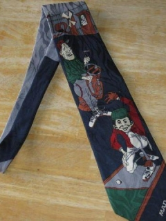 Go to Necktie Alfred E. Neuman 1992 Watson Brothers • Canada