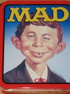 Go to Lunchbox with Alfred E. Neuman • USA