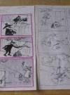 Image of Spy vs. Spy Original Rough Artwork
