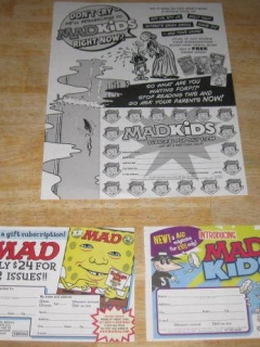 Go to Postcards MAD Kids • USA