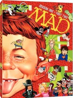 Go to DVD: MAD Season 1, Part 2 • USA
