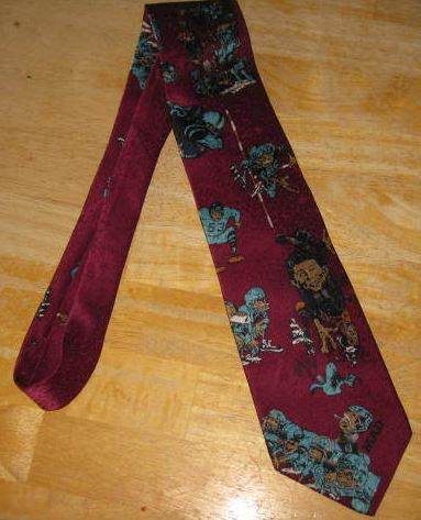 Necktie Alfred E. Neuman 1992 Watson Brothers  • Canada