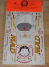 Image of Decal Sheet Model Kit MAD Magazine