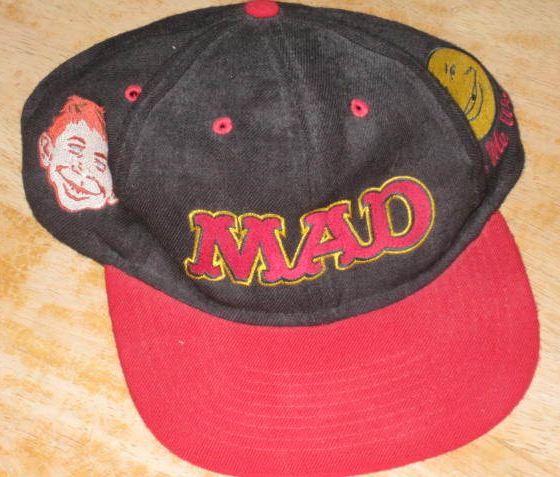 Baseball Cap MAD Magazine Logo Granny Mays  • Australia