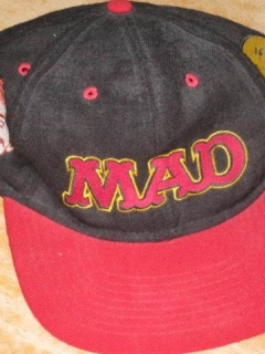 Go to Baseball Cap MAD Magazine Logo Granny Mays  • Australia