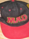 Thumbnail of Baseball Cap MAD Magazine Logo Granny Mays