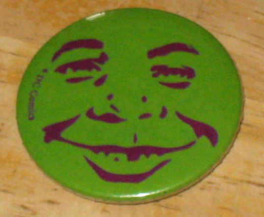 Pinback Button MAD Magazine / Alfred E. Neuman Promotional • Sweden