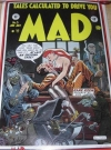 Image of Poster Will Elder Signed Print Stabur Graphics MAD Comic #5