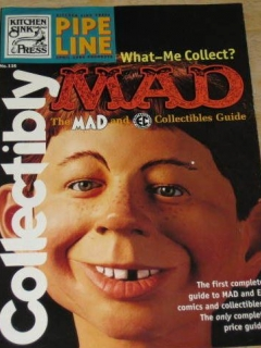 Go to Book Advertisement Collectibly MAD Collectibles • USA
