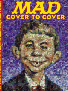 Go to Promotional Magazine 'MAD Cover to Cover' Book • USA