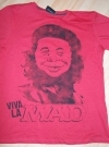 Image of T-Shirt 'Viva La MAD', red
