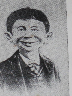 Go to Ink Blotter Alfred E. Neuman 'Guys Like Me......' • USA