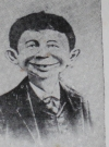 Image of Ink Blotter Alfred E. Neuman 'Guys Like Me......'