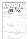 Thumbnail of MAD Notes Annie Gaines Personal