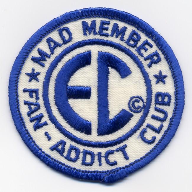 Patch EC Fan Addict Member • USA