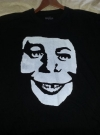 Image of T-Shirt Alfred E. Neuman as Misfits Skull