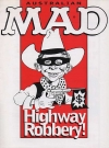 Thumbnail of Ad Sheet 'Highway Robbery'