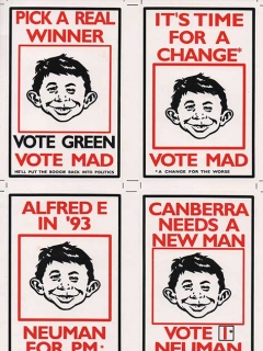 Go to Stickers 1993 Election • Australia