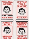 Stickers 1993 Election