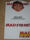 Thumbnail of Countertop Display Sign MAD Magazine