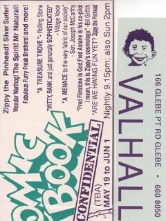 Go to Poster Valhalla Theatre • Australia