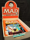 Display box for MAD magazines