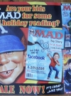 Promotional Poster MAD Newsagent