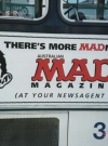 Promotional Bus Sticker MAD External