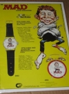Image of 2 Color Sales Flyers MAD Watches Concepts Plus