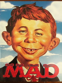 Licensing Kit MAD Magazine • USA