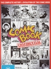 Thumbnail of Comic Book Confidential postcard with AEN on cover