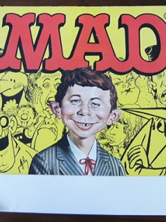 MAD Paperback Shop Display • USA