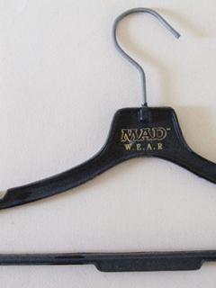 Go to Wear Coat Hanger MAD • Australia