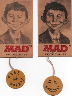 Go to Swing Tags MAD Wear 1994 • Australia