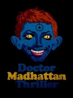 Doctor MADhattan Alfred E. Neuman Fanart • USA