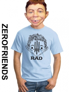 Go to RAD shirt by Zerofriends.com • USA