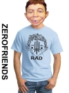 Image of RAD shirt by Zerofriends.com