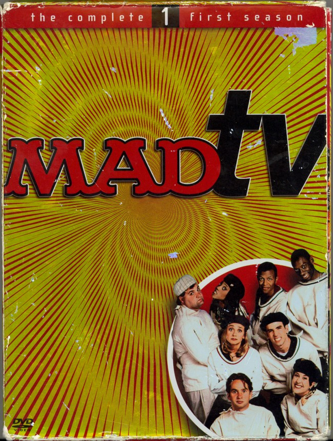 MAD TV Season 1 DVD • USA